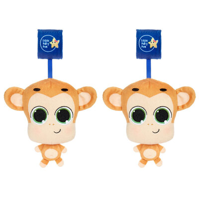 2PK Little Tikes Musical Minis - Mac the Monkey