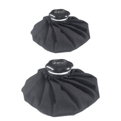 "Ice Therapy Ice 20 11""/9"" Ice Bag"