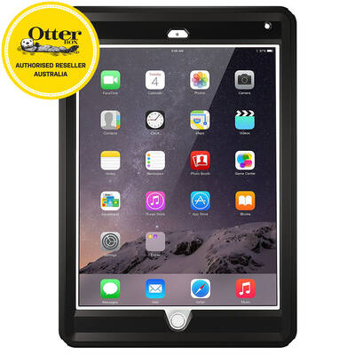 OtterBox Defender Case for iPad Air 2 - Black