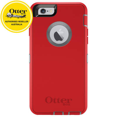 Otterbox Red Defender Tough Heavy Duty Drop Case/Cover for iPhone 6/iPhone 6s