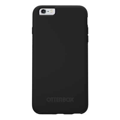Black Otterbox Symmetry Heavy Duty Protective Cover/Case for iPhone 6/6s