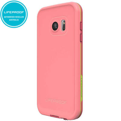 Lifeproof Fre Case for Samsung Galaxy S7 Pink Sunset