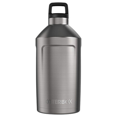 OtterBox - Elevation 64oz/1.8L Tumbler - Stainless Steel