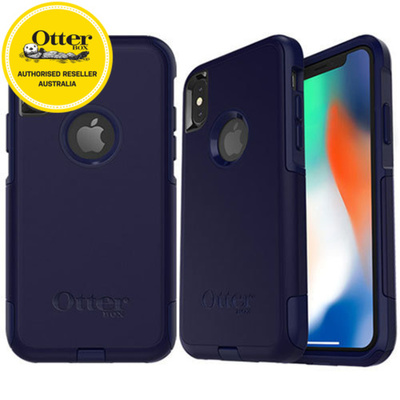 Otterbox Commuter Case Suits iPhone X - Indigo Way