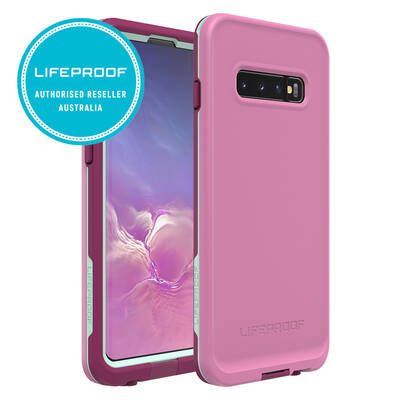 Lifeproof Fre Case f/ Samsung Galaxy S10 - Frostbite