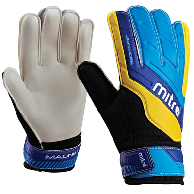 Mitre Magnetite Junior Goal Keeper Gloves - Size 4