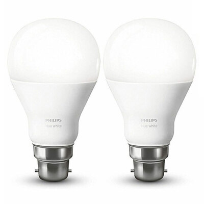 2PK Philips HUE B22 9.5W 60W LED Lightbulb