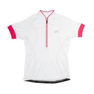 Bellwether Women's Flair Jersey Large - White