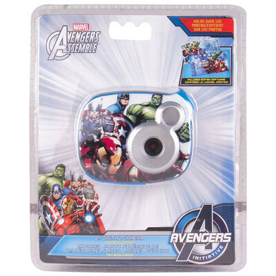 Marvel Avengers Digital Camera