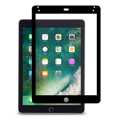 "Moshi iVisor Anti-glare Screen Protector f/iPad 9.7"" Black"