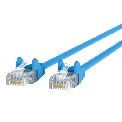 10M Belkin CAT5e Networking Cable - Blue