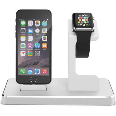 iDevice Apple Watch and iPhone Charging Stand