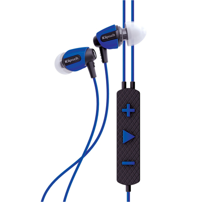 Klipsch AW-4i In-Ear Headphones Blue