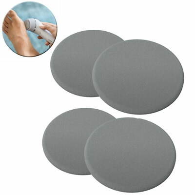 4PK Philips Replacement Pedi Normal Disk for BRE6xx, BCR43x & BCR36x