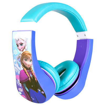Disney Frozen Kids Safe Volume Control Headphones