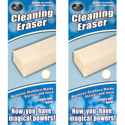 12pk Cleaning Eraser Magic Sponge Sponges Melamine Cleaner Marks/Stain Remover