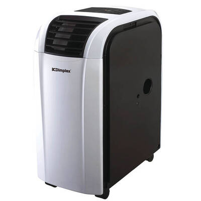 Dimplex DC10RC Self Evaporative Air Conditioner/Cooler/Heater/Dehumidifier 3kw