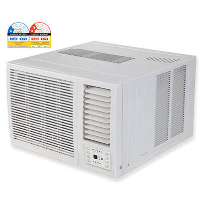 2.6kW AC Reverse Cycle Window Box Air Conditioner