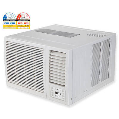 4.1kW AC Reverse Cycle Window Box Air Conditioner