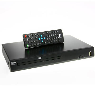 Laser DVD Player w/ HDMI/USB Port/Composite/Multi-Region/Remote