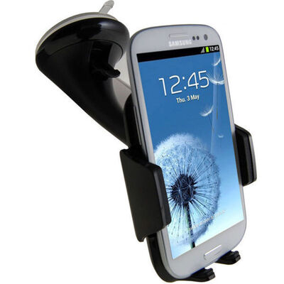 Samsung Universal Mobile Phone Car Window Windscreen Mount Holder