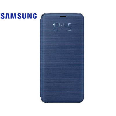 Samsung LED View Control Case For Galaxy S9+ - Blue