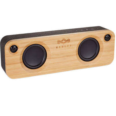 The House Of Marley Get Together Portable Wireless Speaker Bluetooth W/ Battery