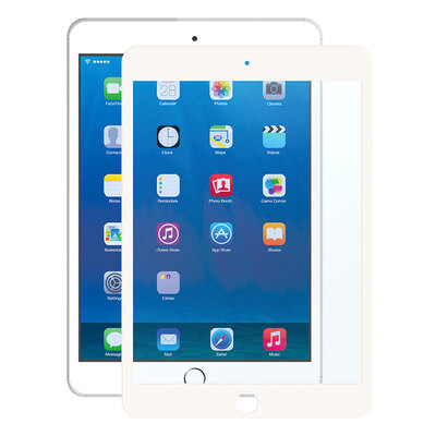Gecko White Bubble Free Screen Protector For iPad Air 1 & 2
