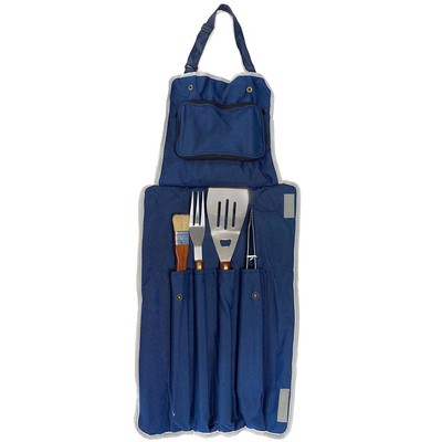 El Fresco BBQ Apron Kit