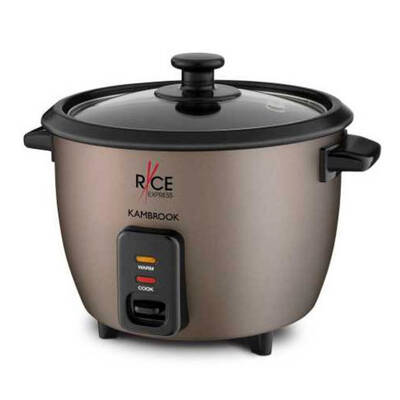Kambrook 8 Cup Express Rice Cooker- Chocolate Bronze