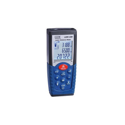 LDM100 50M Laser Digital Distance Meter Measurer