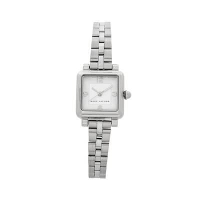 Marc Jacobs Women's 20mm Vic Stainless Steel Watch - White/Silver