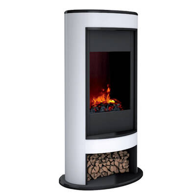 Mocca 2000W Electric Heater Fireplace