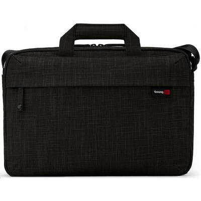 "Booq Black Mamba Briefcase Brief Carry Shoulder Bag for 15"" Mac/Macbook/Laptop"