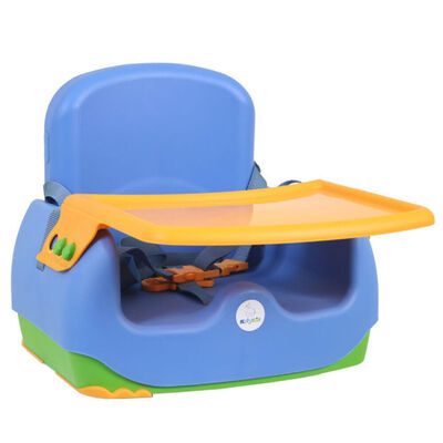 Kids Kit Portable Booster Feeding High Chair Seat