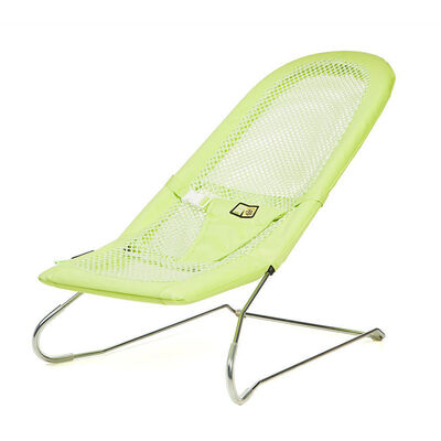 Serenity Green Infant Baby Bouncer Chair
