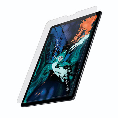 NVS Atom Glass Screen Protector f/ iPad Pro 12.9""