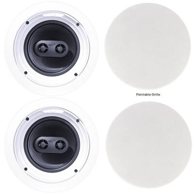 R-1650-CSM Pair of In-Ceiling Speaker