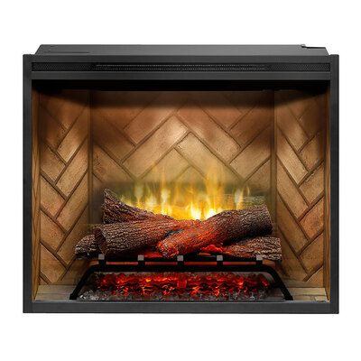 "Dimplex RBF42-AU 42"" Built-in Revillusion Electric Firebox"