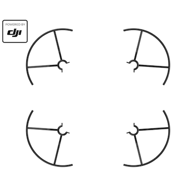 4pc Ryze Powered By DJI Tello Propeller Guards - Black