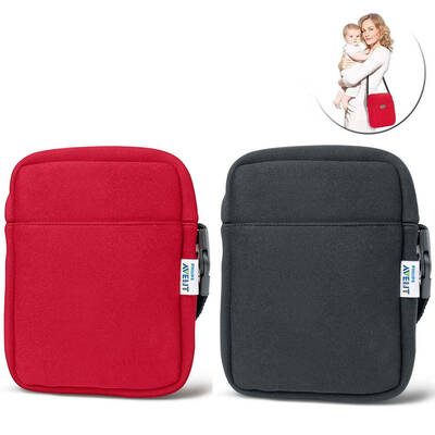 Avent Neoprene ThermaBag Red & Black