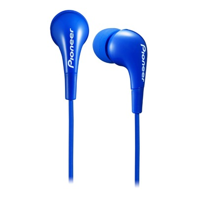 Pioneer SE-CL502 In Ear Dynamic Headphones/Earphones Blue