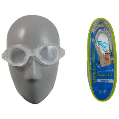 Superfish Kieren Perkins Mota Adult Goggles w/ Case