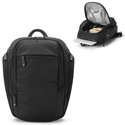 Booq SHP-BLKN Shock Pro Laptop Backpack
