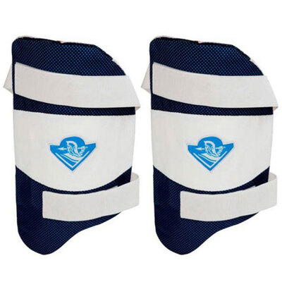 2x Spartan MC 3000 Cricket Thigh Pad Guard Left Handed -  Men Size