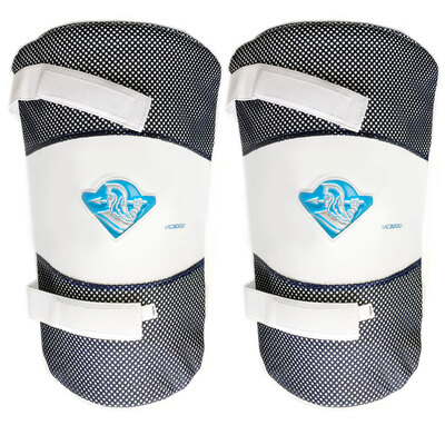 2x Spartan MC 3000 Cricket Thigh Pad Guard -  Youth Size