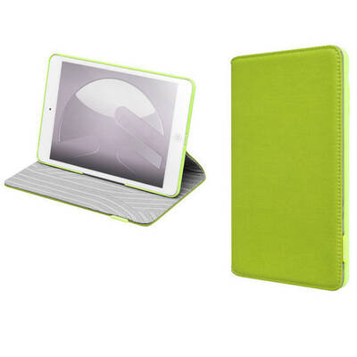 Switcheasy Canvas Cover Case Folio Stand & Screen Guard Protection For Ipad Mini W/Retina Display