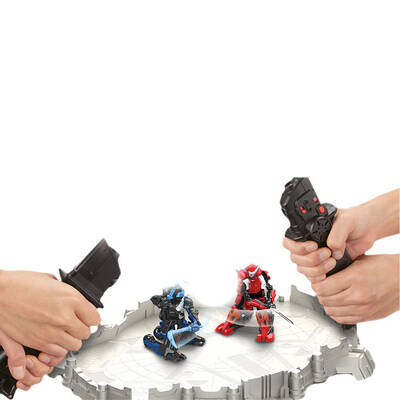 Battroborg Warrior Arena Set Pack Wireless Robot Battle