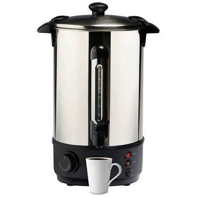 10L 40 Cup Electric Stainless Steel Hot Water Boiler