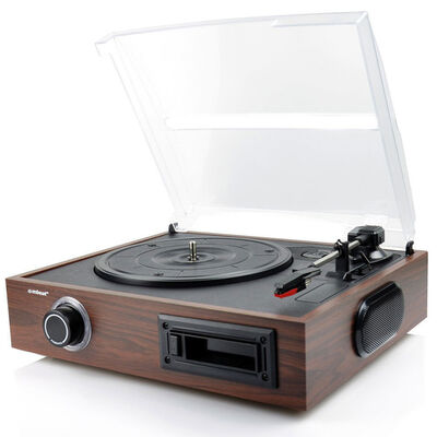 USB Turntable Vinyl/Cassette to Digital Recorder
